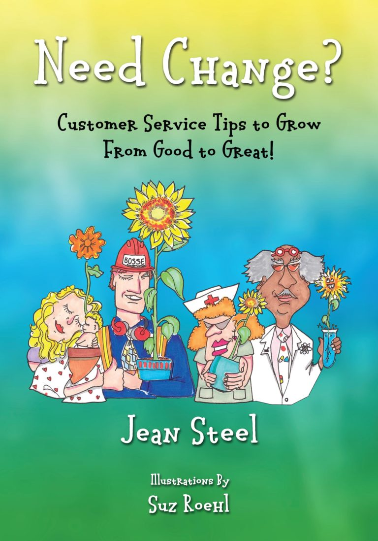 Need Change by Jean Steel