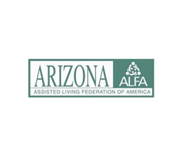 Arizona Assisted Living Federation of America Logo