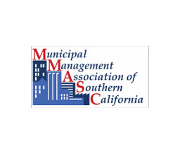 Municipal Management Association of Southern California Logo